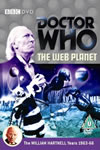 The Web Planet cover