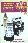 The Dalek Invasion Of Earth cover