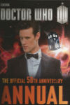 Doctor Who The Official 50th Anniversary Annual cover