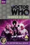 Frontier In Space cover