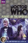 Planet Of The Spiders cover