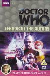 Terror Of The Autons cover