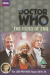 The Mind Of Evil cover