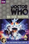 The Time Monster cover