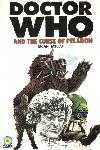 The Curse Of Peladon cover