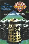 The Day Of The Daleks cover