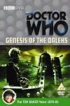 Genesis Of The Daleks cover