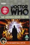 The Armageddon Factor cover