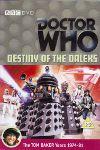 Destiny Of The Daleks cover