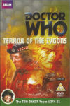 Terror Of The Zygons cover