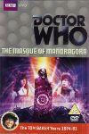 The Masque of Mandragora cover