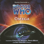 Doctor Who Omega cover image