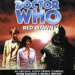 Doctor Who Red Dawn cover image
