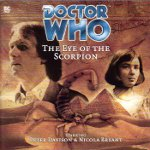 Doctor Who The Eye Of The Scorpion cover image