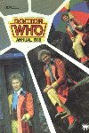 Doctor Who Annual 1986 cover