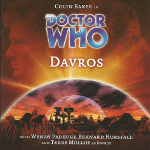 Doctor Who Davros cover image