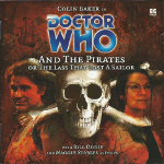 Doctor Who Doctor Who And The Pirates cover image