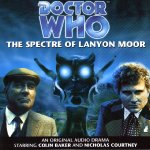 Doctor Who The Spectre Of Lanyon Moor cover image