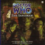 Doctor Who The Sandman cover image