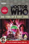 The Trial Of A Time Lord: Mindwarp cover