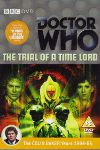 The Trial Of A Time Lord: Terror Of The Vervoids cover