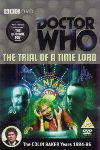The Trial Of A Time Lord: The Ultimate Foe cover