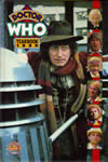 Doctor Who Yearbook 1994 cover