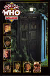 Doctor Who Yearbook cover