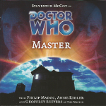 Doctor Who Master cover image