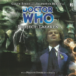 Doctor Who Project: Lazarus cover image