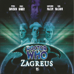 Doctor Who Zagreus cover image