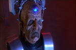 Davros. Click here to return to the characters index