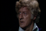 Jon Pertwee as the Doctor
