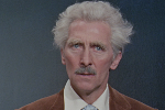 Peter Cushing as the Doctor