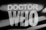 First Doctor Who Logo