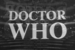 Second Doctor Who Logo