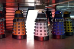 Daleks. Click here to return to the alien species index