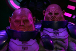 Sontarans. Click here to return to the alien species index